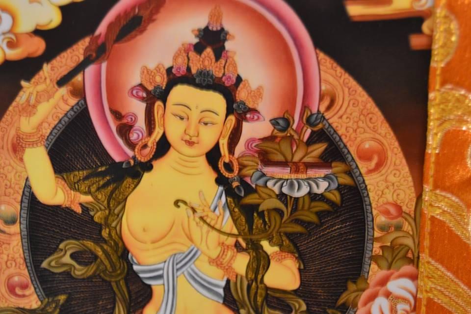 Le Thangka comme support de méditation