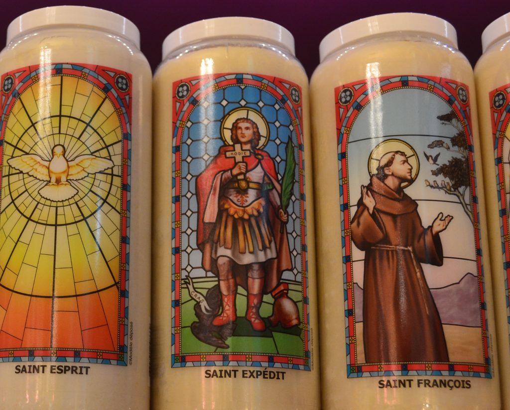 Les bougies neuvaines pour obtenir une grâce