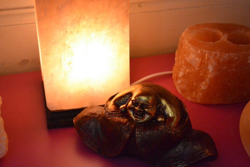 Les lampes de sel pour purifier l'air