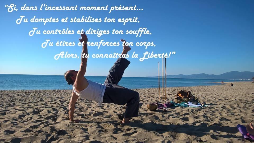 ÉVÉNEMENT EXTÉRIEUR BOUTIQUE : Stage de Yoga et Méditation dans un lieu Enchanteur avec Denis Malis