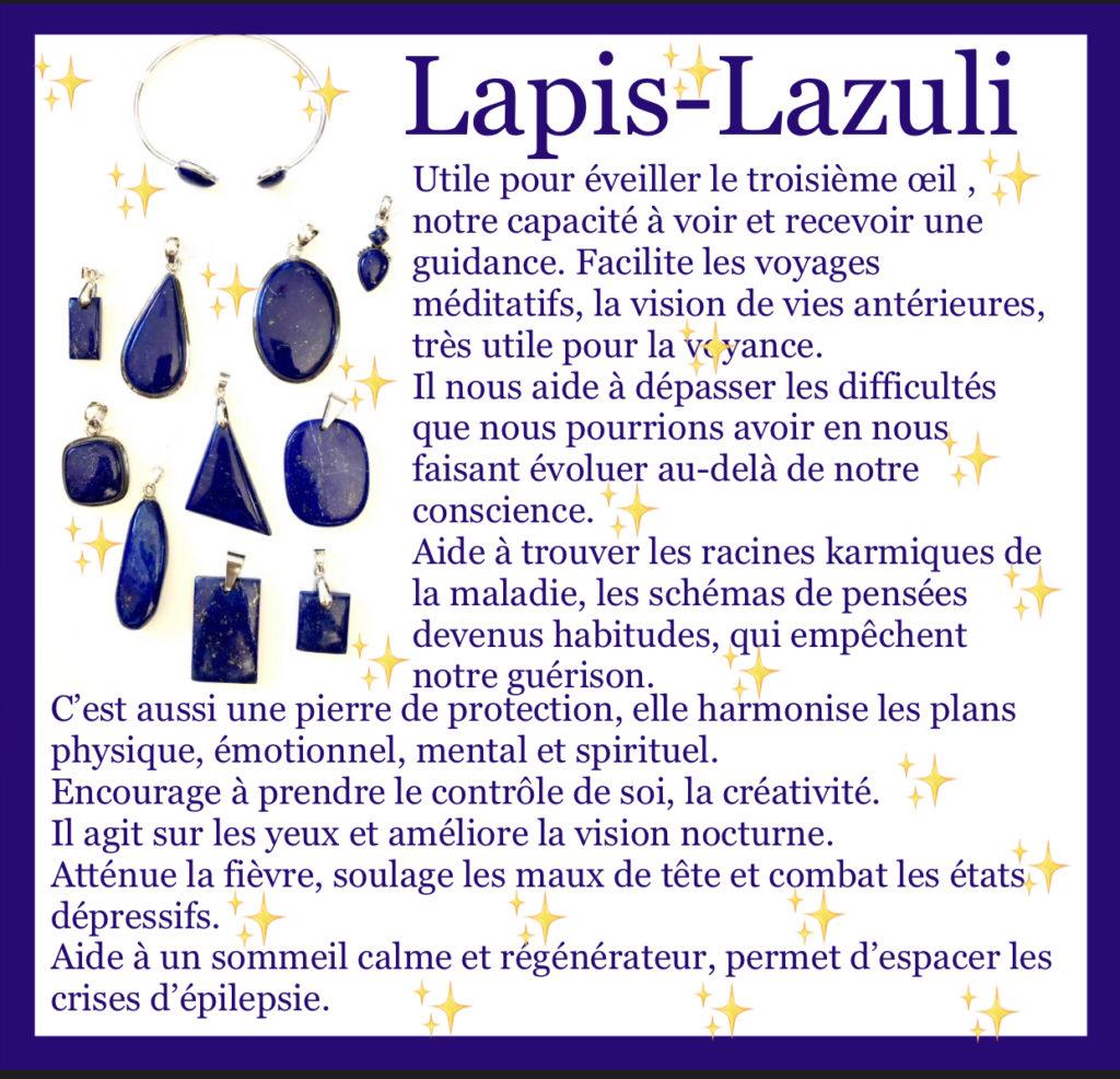FOCUS sur… le Lapis-Lazuli