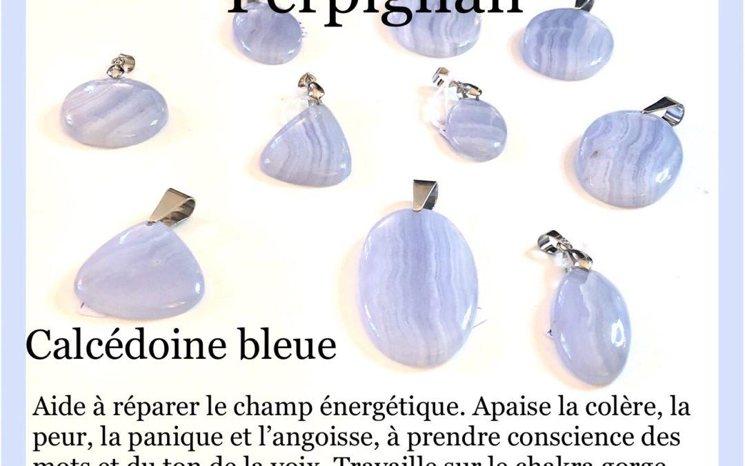 FOCUS sur… la Calcédoine Bleue