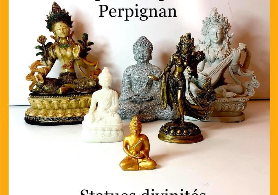 Idée KDO… Les statues de Divinités