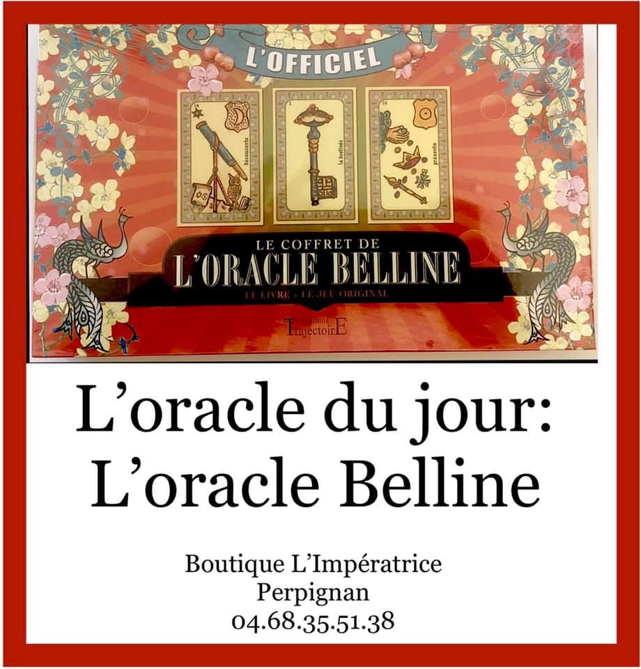 Idée KDO… l'Oracle Belline