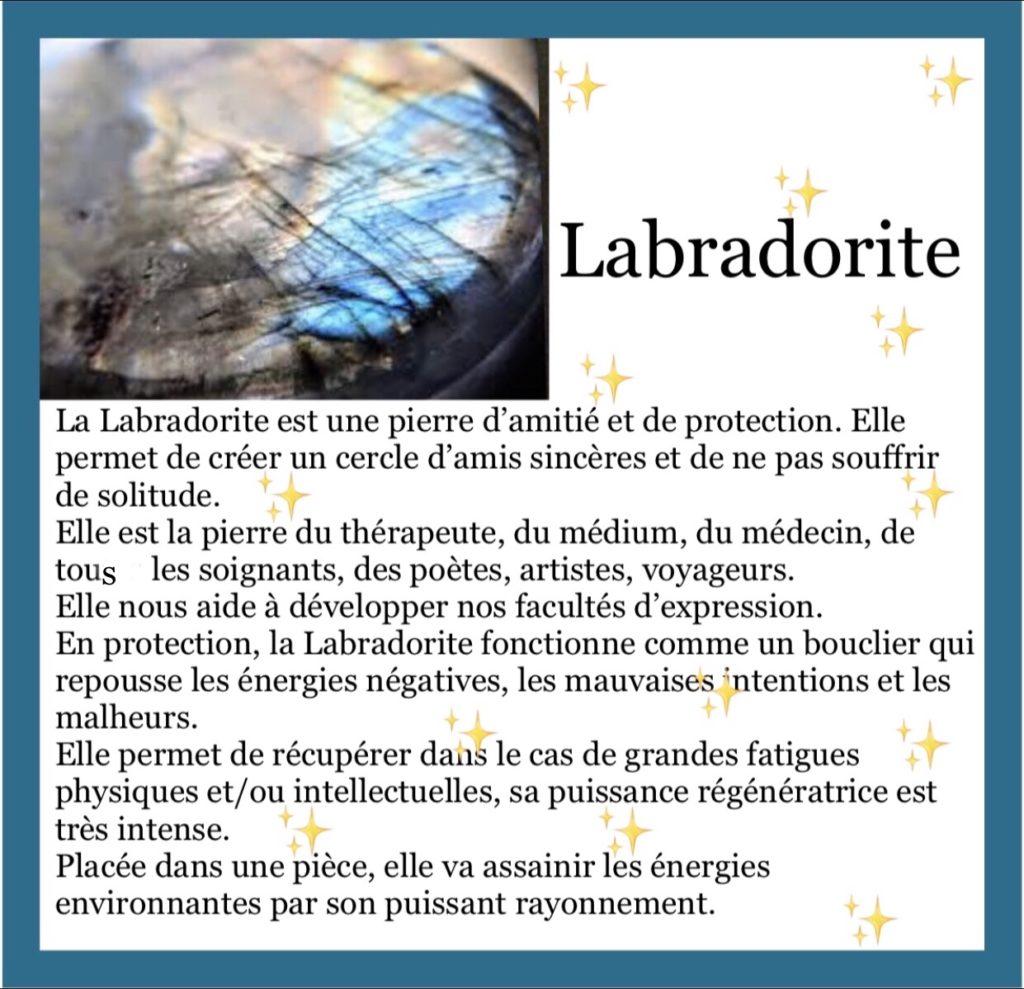 FOCUS sur… la Labradorite