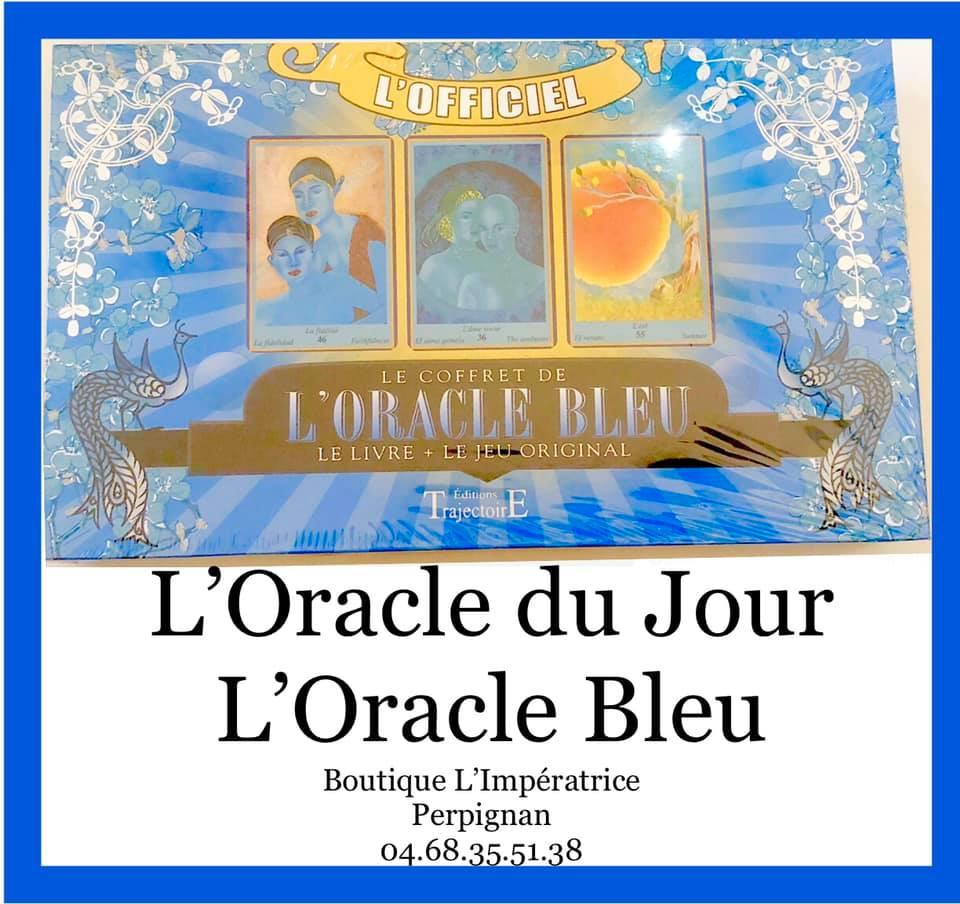 Idée KDO… l'Oracle Bleu