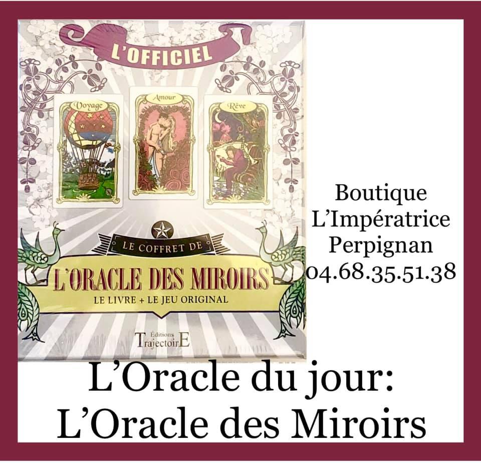 Idée KDO… l'Oracle des Miroirs