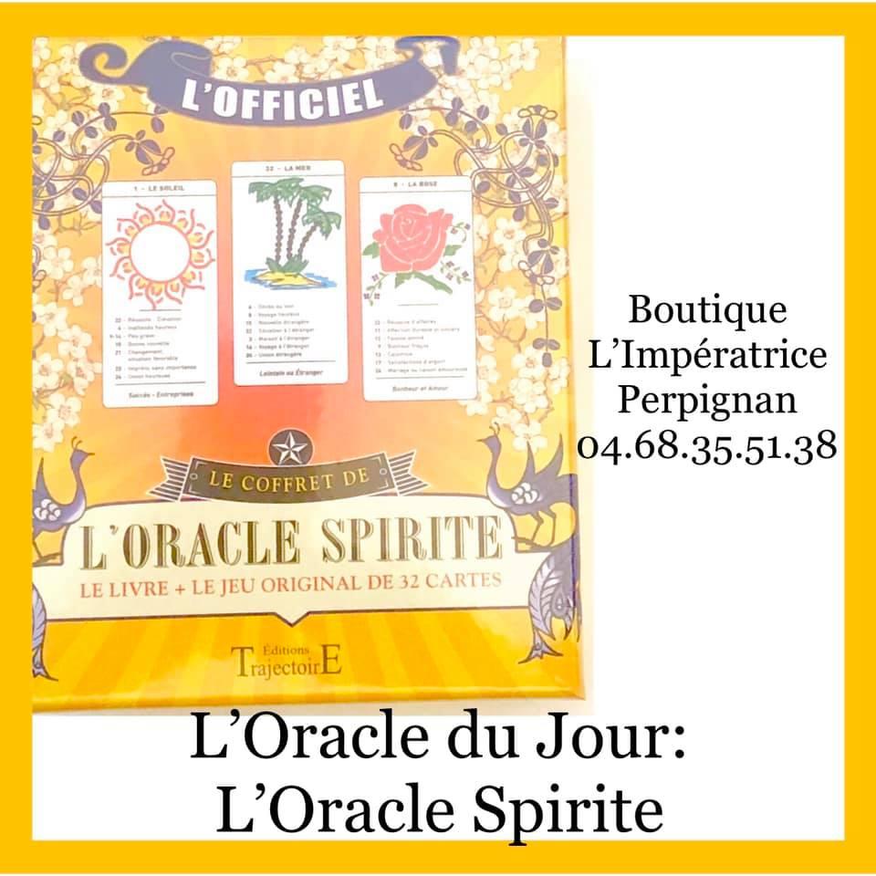 Idée KDO… l'Oracle Spirite